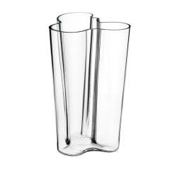 IITTALA AALTO váza 251 mm, átlátszó