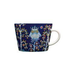 IITTALA TAIKA cappuccino csésze 0,2 L, kék