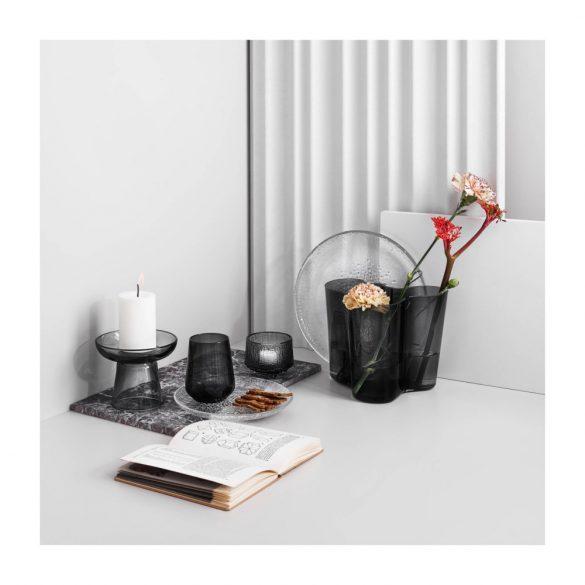 IITTALA AALTO váza 160 mm, szürke