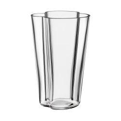 IITTALA AALTO váza 220 mm, átlátszó