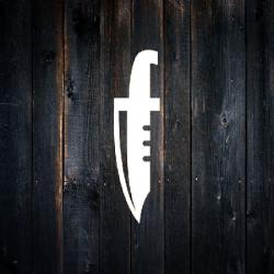 FISKARS Functional Form promóciós késblokk 5 késsel (nyers színben)