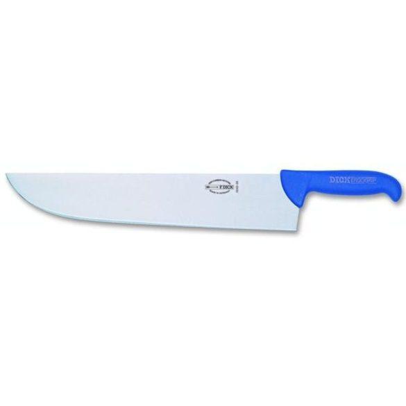 DICK ErgoGrip aprító kés (34 cm) merev, egyenes